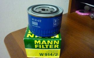 Масляный фильтр lada granta – какой лучше: советы, фото- и видеообзор
