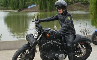 Описание параметров и видов курток для езды на мотоцикле, критерии выбора