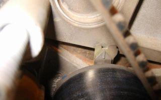 Как заменить ремень грм на lada largus (16 клапанов): инструкции с фото