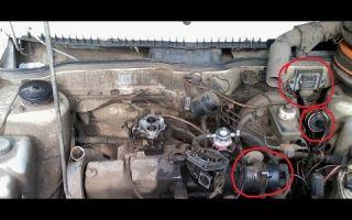 Двигатель автомобиля ваз 2109 не заводится: причины и способы устранения проблемы