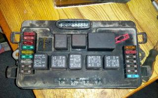 Блок предохранителей ваз 21099: фото, схема и инструкции как снять