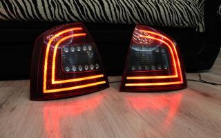 Пособие по замене, регулировке и тюнингу фонарей на skoda octavia а7 и других моделях