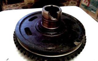 Как снять шкив коленвала ваз 2107 (инжектор) самому: инструкции с фото