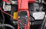 Почему аккумулятор стал подавать низкое напряжение: фото и видео