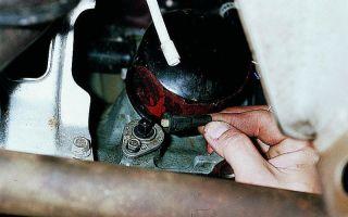 Датчик давления и уровня масла ваз 2109 (карбюратор и инжектор): описание и замена