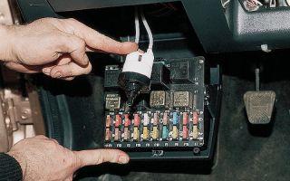 Ремонт, замена, регулировка и тюнинг фар ваз 2112: почему не горят противотуманки и стоп-сигналы