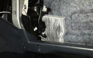 Как заменить салонный фильтр в автомобиле nissan juke: фото и видео