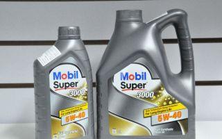 Обзор разных видов моторного масла марки mobil 5w-40: фото и видео