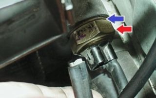 Особенности работы, проверки и замены датчика включения вентилятора на ваз 2107