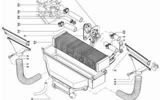 Не работает печка уаз (буханка, хантер, патриот): ремонт радиатора и замена отопителя (схема)
