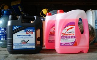 Какую выбрать охлаждающую жидкость для автомобиля lada priora?
