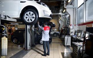 Ремонт и обслуживание автомобилей kia своими руками