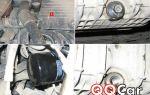 Как заменить масляный фильтр на ford focus 1-3: фото- и видеообзор