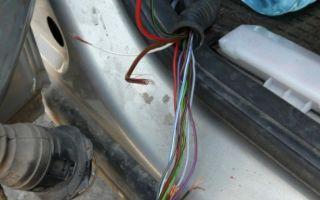 Определяем и ликвидируем причину сбоя в работе электроподъемника и электрозамка на двери