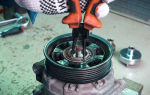Руководство по замене подшипника компрессора кондиционера своими руками