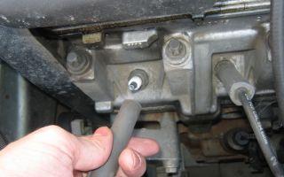 Пошаговое руководство по выбору и замене свечей зажигания lada granta на 8 и 16 кл моторе