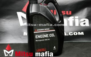 Выбираем моторное масло для двигателя mitsubishi asx: фото и видео