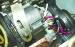 Снятие и замена генератора ваз 2108, 2109, 21099