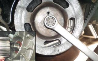 Как снять шкив коленвала ваз 2114 самостоятельно: инструкции, фото и видео