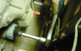 Замена масла и масляного фильтра в двигателе renault logan
