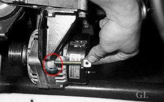 Крепление генератора ваз 2112 и его ремонт своими руками: снятие ремня, замена щеток и подшипников