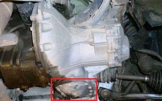 Пошаговая процедура по снятию коробки передач с автомобиля ваз 2110, видео