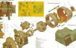 Технические характеристики генератора камаз, ремонт и схема подключения