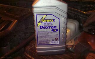 Замена жидкости гур chevrolet lacetti и cruze: сколько и какое масло лить в гидроусилитель руля?