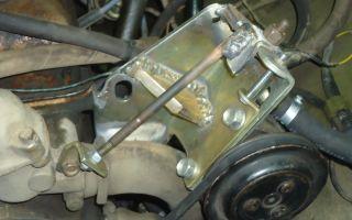 Характеристика, установка и регулировка гидроусилителя руля гур на уаз буханка