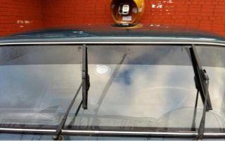 Как устроены дворники, почему не работают дворники на автомобиле ваз 2107?