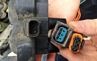 Диагностика, ремонт и замена замка, модуля и катушки зажигания на ford focus 1, 2 и 3