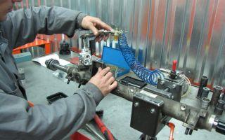 Ремонт и обслуживание рулевого управления своими руками