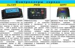 Описание контроллера заряда акб, детальное руководство по изготовлению
