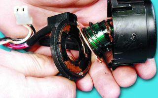 Ремонт и замена контактной группы замка зажигания: как снять и заменить механизм?