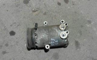 Проблемы с кондиционером (в том числе компрессором) на форд фокус и их решение