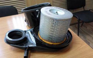 Технические характеристики воздушного фильтра на уаз, правила эксплуатации