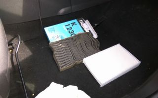 Замена салонного фильтра renault fluence своими руками: инструкции с фото