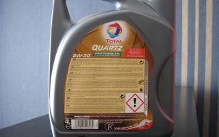 Обзор моторного масла total quartz 9000 5w-30: фото и отзывы о нем