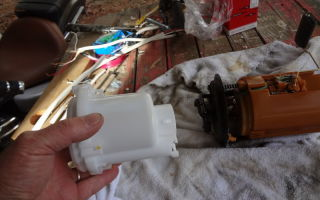 Меняем топливный фильтр в kia rio 2012 и 2013: пошаговая инструкция