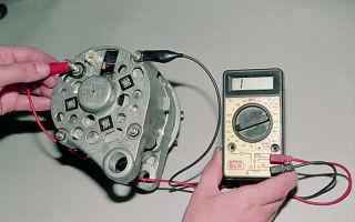 Рекомендации, как проверить генератор автомобиля на работоспособность своими руками