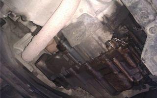 Определение причины течи масла на стыке двигателя и акпп toyota avensis