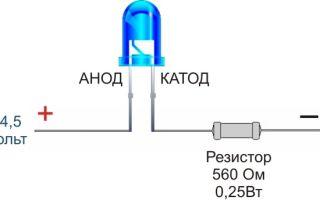 Светодиод в автомобиле: инструкция, как подключить самому, маркировка и характеристика,