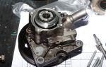Ремонт насоса гидроусилителя руля своими руками: устройство и неисправности, почему гур гудит при вращении рулевого колеса и как его проверить