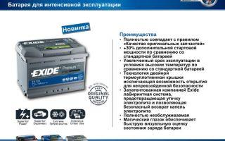 Характеристика акб exide: информация о производителе, модели аккумуляторов марки