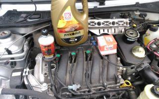Замена масла в двигателе lada largus: пошаговая инструкция, фото и видео