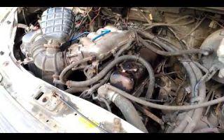 Почему горит масло авто газель с двигателем умз-4216 и как устранить неполадку?