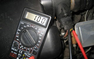 Как проверить дмрв на ваз 2114 своими руками: признаки неисправностей датчика массового расхода воздуха, видео о проверке мультиметром и устранение проблем