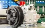Диагностика и ремонт компрессора автокондиционера своими руками