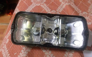 Пособие по выбору, замене и регулировке задних фонарей и другой оптики на уаз