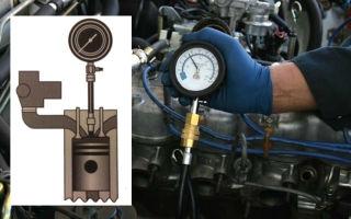 Инструкция по проверке компрессии в цилиндрах двигателя: этапы и видео